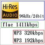 おまえら2万円台の高級イヤホンで、MP3 192kbpsと320kbpsとflacの違い分かるの?