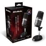 【ZIGSOW】 レビュアー5名にプレゼント!AVerMedia コンデンサーマイクロホン「AM310」 – 高音質のライブ配信、ゲーム実況、録音に!