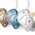 Fenderの6BAハイエンドイヤホン「FXA9」は6月16日発売。フェンダー好きは要チェック!