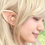誰でも(※)エルフになれるエルフ耳型イヤホン発売