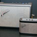 フェンダー、ギターアンプに見えるBluetoothスピーカーを発売。スイッチ類など細部にまでこだわりを見せる