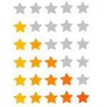 Amazonレビュー「すぐ壊れる、ゴミ☆3.5」ヨドバシレビュー「音質はまぁまぁ、使える☆4.2」