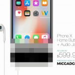 『iPhone X』にホームボタンとイヤホンジャックを付ける画期的かつ本末転倒な周辺機器が登場wwwwww