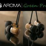 AROMAの意欲作「AROMA Green Pro」。3000円とは思えない音質!? HCKの福袋にも入っていたもよう
