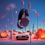 SteelSeries、ハイレゾ対応のゲーマー向けヘッドセット「Arctis Pro」を発表!