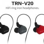 TRN V10の後継機「TRN V20」キタ━━(゚∀゚)━━!! 値段もお手頃な20ドル、Amazonでも販売中!!