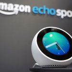 Amazon、円形ディスプレイ付きの超おしゃれなスマートスピーカー「Echo Spot」