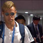 【悲報】コロンビアに大金星のサッカー日本代表、ほとんどの選手が耳からうどんを垂らしてしまう