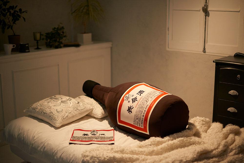 【??】養命酒が養命酒型のスマートスピーカー「AI養命酒」を作るという暴挙に! 「OK養命酒」