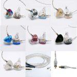 UE、IPXコネクター採用のユニバーサルイヤホン「Ultimate ears To-Goシリーズ」7モデルを発売!