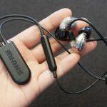 Shure高音質Bluetoothケーブル「RMCE-BT2」ってどうなの??
