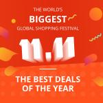 Aliexpressの11.11セール、みんな中華ホン購入した?
